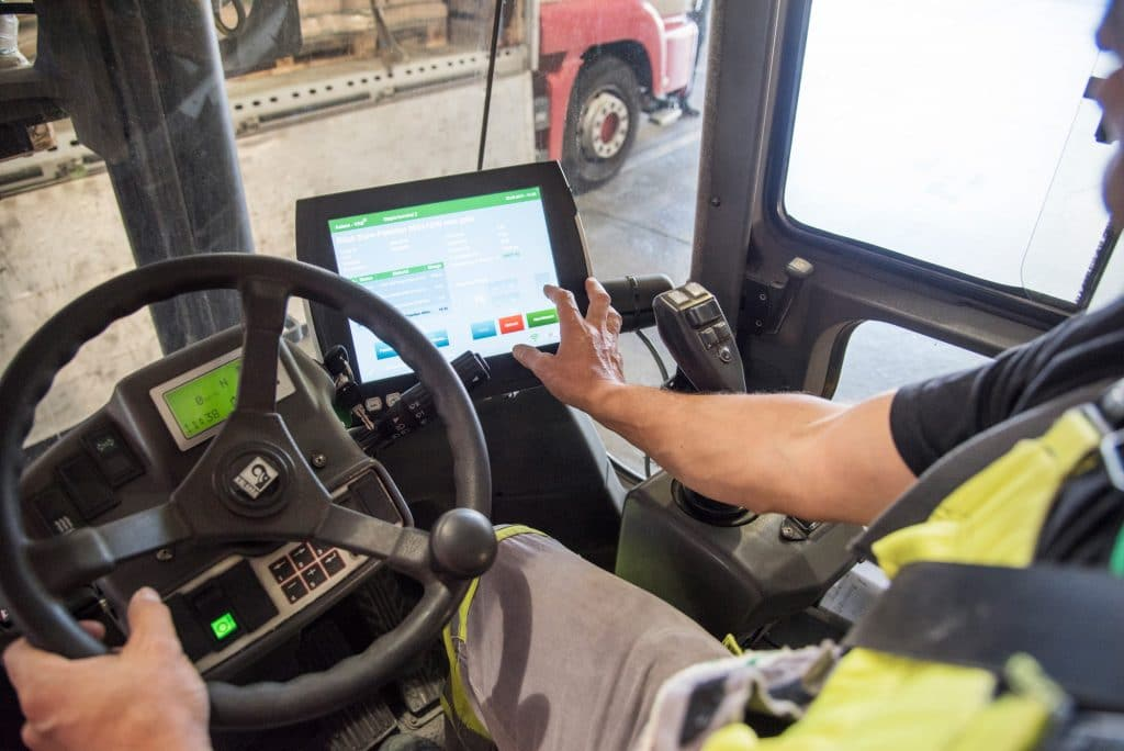 HeidelbergCement AG Logistikportal Schüttgutindustrie