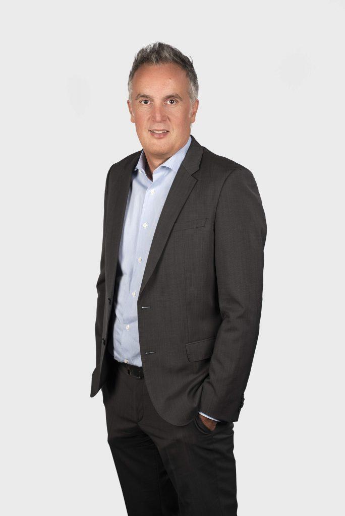 Alain De Pauw, Business Unit Leiter Axians IT Security bei Axians Deutschland (Quelle: Axians)