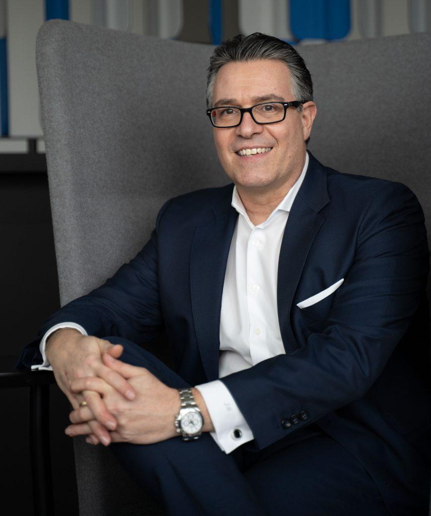 Jacques Diaz, CEO von Axians Deutschland (Quelle: Axians)